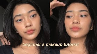 simple makeup🍃[for beginners]