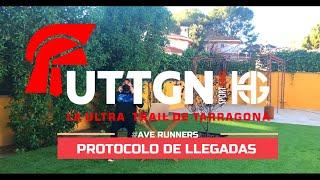 PROTOCOLO LLEGADAS| UTTGN sport HG | La Ultra Trail de Tarragona