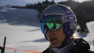 Chat with Lindsey Vonn