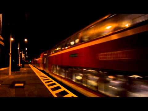 Vertrek trein uit Dulmen