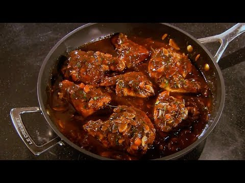 Marco Pierre White Recipe for Chicken Chasseur