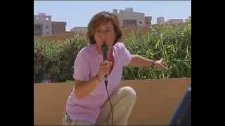 Cândida Pinto Live from Tripoli - Lybia