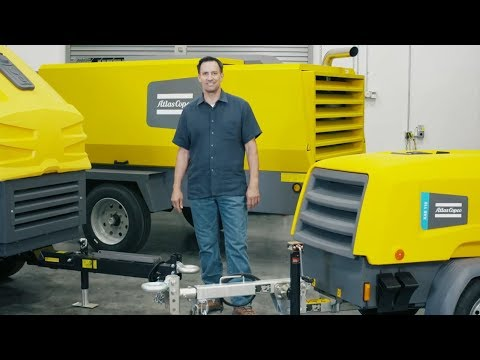 Use Atlas Copco´s Mobile Air Compressors And Avoid The Corrosion Creep