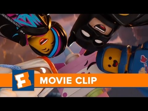 "The Lego Movie ""Where We Can't Be Found"" Clip HD 
