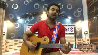 Aaj Zid AKSAR 2 - ARIJIT SINGH MITHOON - GUITAR COVER - PALASH GUPTA.mp3