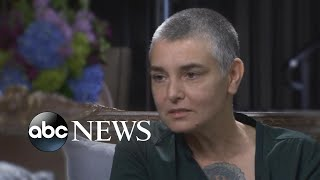 Sinead O'Connor opens up about her mental illness: 'I love my family, I don't blame them'
