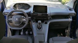 Bemutató: Peugeot Rifter 2. rész