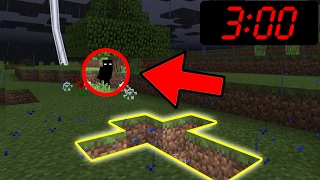Do NOT Play The NEW Minecraft Pocket Edition Update at 3:00 AM!!!