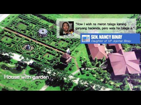 'Hacienda Binay': A property in question