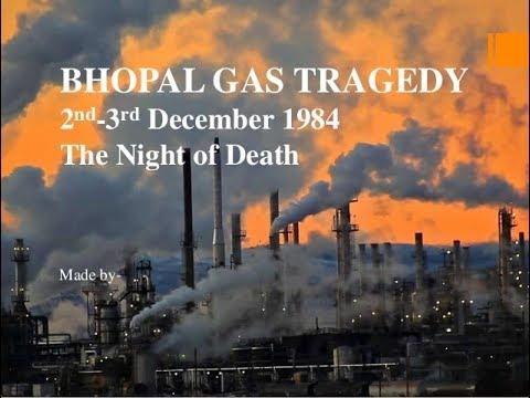 Bhopal, India Poison Gas Leak Disaster, 1984 - 20th Century History (भोपाल हिन्दी)