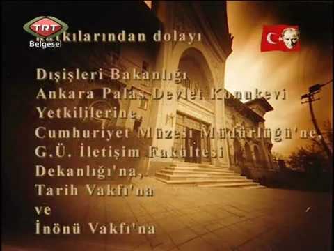 """Anılarla Ankara Palas TRT1 """"Belgesel"""""""