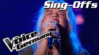 Lewis Capaldi - Bruises (Paula Dalla Corte) | The Voice of Germany | Sing Off