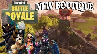 LIVE FORTNITE IL VA PASSER WHAT THING A TOMATO! NEW BOUTIQUE 28/08