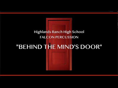 Highlands Ranch High School Falcon Percussion 2021