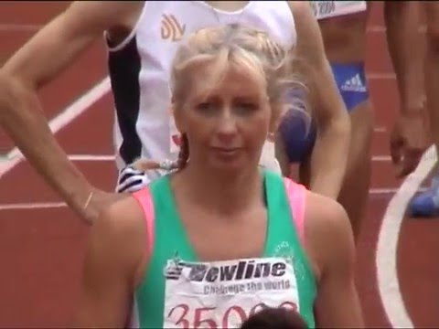 European Master Athletics Championships (EMA) , Aarhus , Denmark 2004 ...Video by Jerry Walsh