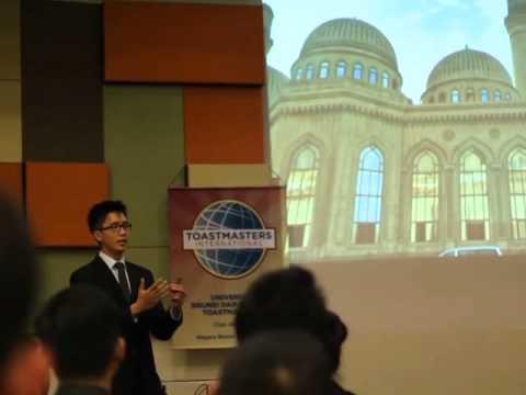 Gary Goh CC8: My Trip To Azerbaijan