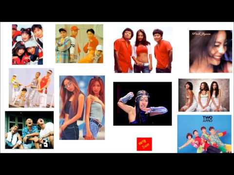 90년대 댄스곡 모음 (K-pop) 90's Korean Dance Song Collection