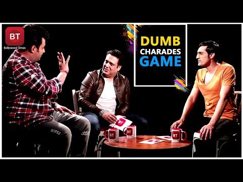 Fryday Movie Starcast Govinda & Varun Sharma Played Most Enjoyable Action-Packed Dumb Charades Round