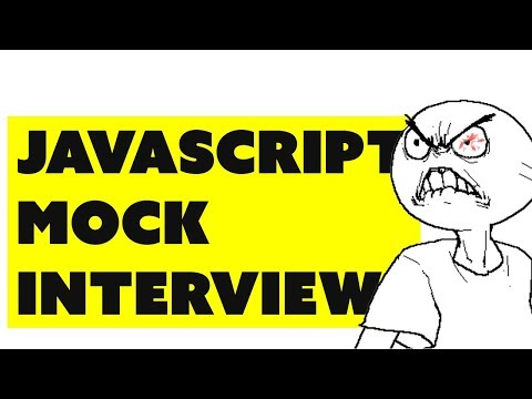 JavaScript Mock Interview |  Online Interview | Questions And Answers