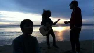 SIDEPONY - Saat Aku Jatuh Cinta (sanur beach bali sunrise version)