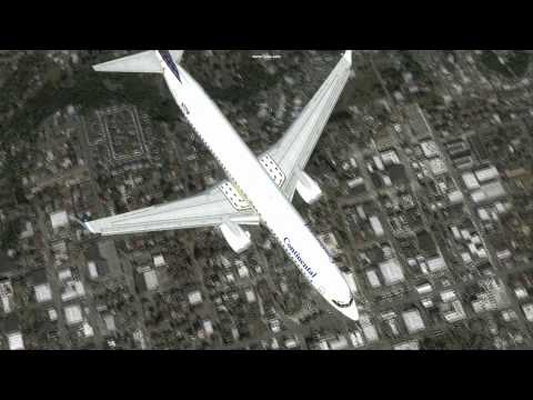 FSX Seattle to Vancouver Ultra High Graphics - Awesome