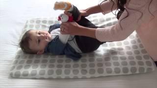 Ejercicios para bebes - 40 días de nacido a 3 meses