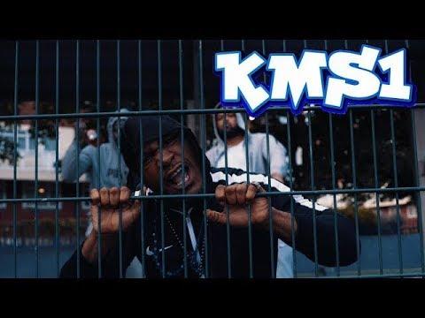 KMS1 - Man Don't Dance Remake (Official BIG SHAQ Diss ) (5K)
