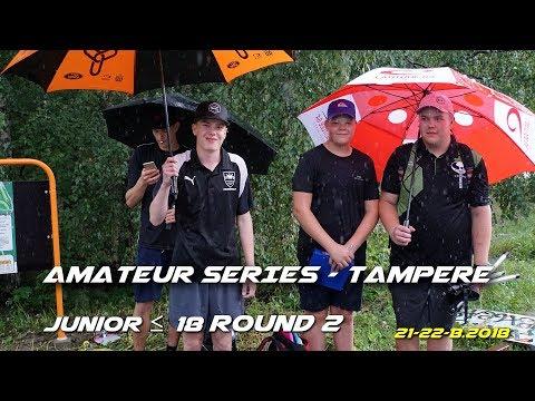 lcgm8 Disc Golf - AM Series Tampere Round 2