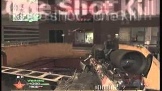 Tasty20inch (DGz Native) MW2 Sniper Montage #3