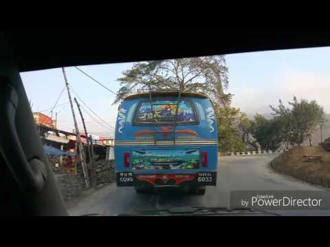 Prithivi highway (kathmandu-pokhara)=Malakhu-thankot drive