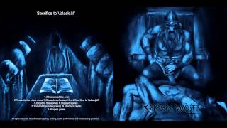 Krigere Wolf - Sacrifice to Valaskjàlf (Full Album) 2014