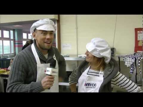 Sam And Amy's School Dinners Tour - Fairfield Primary School