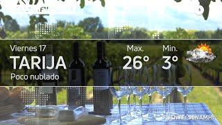 #YoMeQuedoEnCasa Pronóstico del clima para este viernes