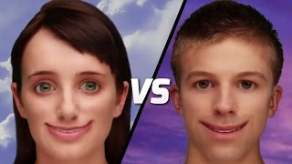 EVIE AND BOIBOT FALL IN LOVE - Evie vs. Boibot (Cleverbot)