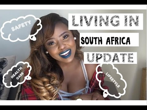 Living in South Africa: UPDATE