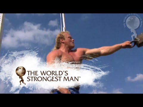 Jon Pall Sigmarsson | World's Strongest Man