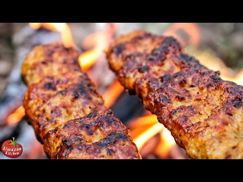 ULTIMATE CHICKEN KEBAB! - Made in the Forest