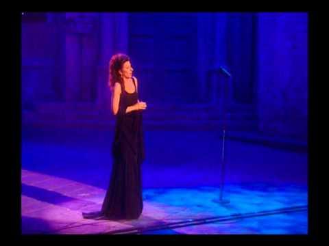 """Lucia Aliberti, La Bohème """"Mi chiamano Mimì"""", conductor Julius Rudel"""