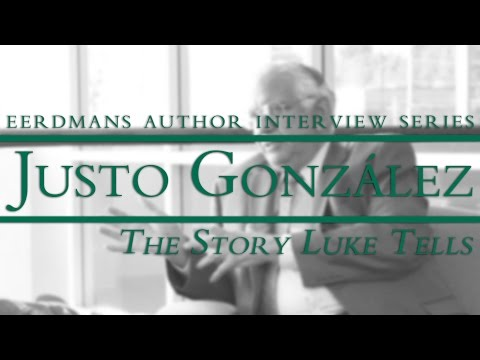Justo González | Eerdmans Author Interview Series