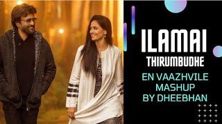 Ilamai Thirumbudhe Petta - En Vaazhvile Mash up (Cover) by Dheebhan | Anirudh | Rajinikanth