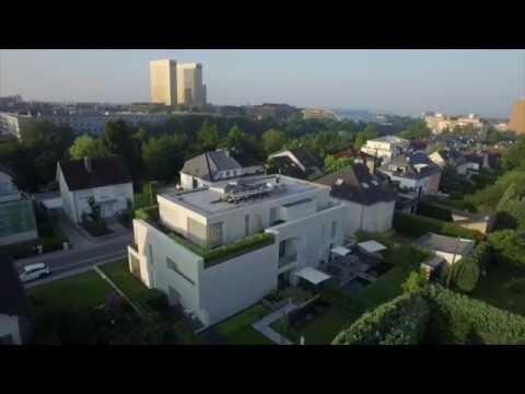 Penthouse à Kirchberg