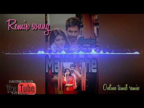 Mattikiche (misaiya murukku) (#hip_hop_tamizha ) remix songs from online tamil remix