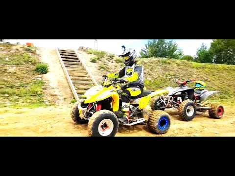 ATV MX   QUAD-CROSS   YAMAHA   SUZUKI   LEZENNES