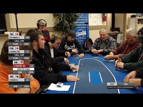 Windy City Poker Live November