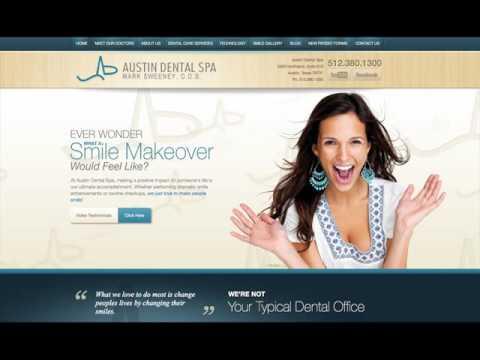 Dental Website Design and Marketing Inspiration