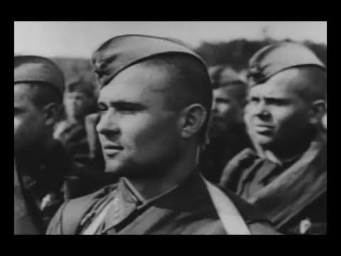 Песни Второй Мировой войны - Вставай, страна огромная скачать песню мп3