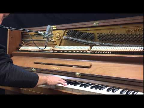 Hip-hop Chopin Piano and Drums Improvisation - with Luke Markham