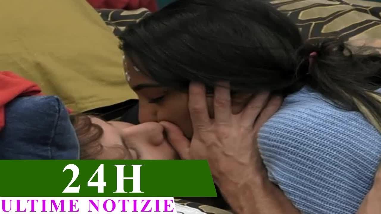 Download Gf Vip, Manuel dopo la puntata bacia Lulù. Scin.tille a letto, Ecco il video ma i fan notano....