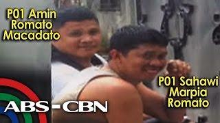 TV Patrol: 2 'pulis,' pangiti-ngiti habang pinapanood ang engkwentro sa Butig