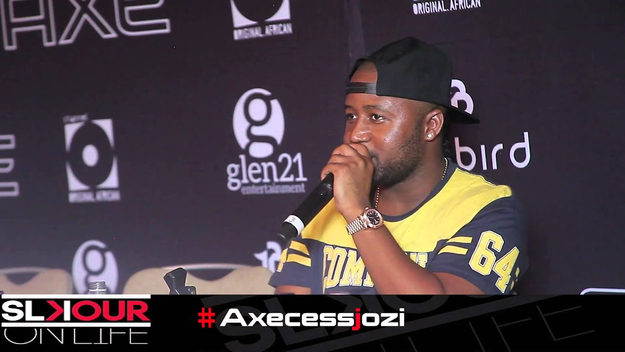 Download @CassperNyovest Discusses @L_Tido Role In The Ghetto Vid Ft @DjDrama and @Anatii